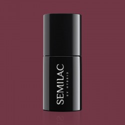 Semilac 527 by Margaret Burgundy 7 ml
