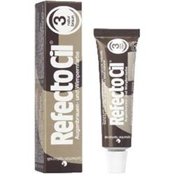 RefectoCil Henna NATURAL BROWN nr 3
