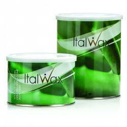 Wax for depilation - aloe vera