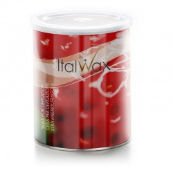 Wax for depilation - strawberry